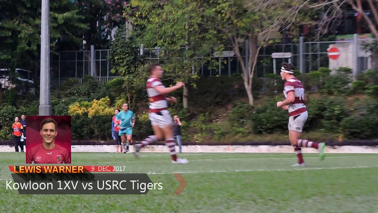 9 Dec 17 Kowloon 1XV vs Tigers