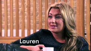 Towie Jessica Wright and Lauren talk about the future