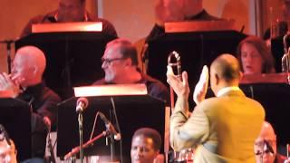 Christian McBride - musical director/bass, John Clayton - conductor...