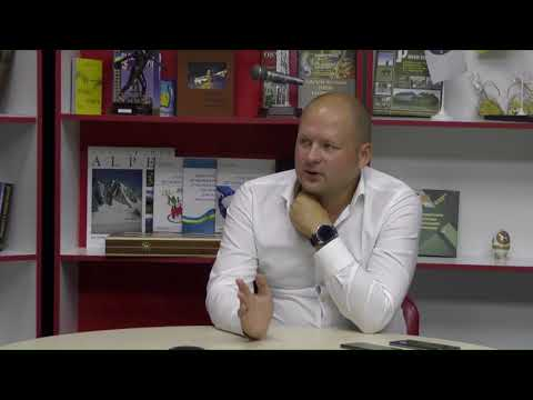 ТРК РИТМ: ПРЯМА МОВА: Микола Брежицький | Іван Надєїн (президент ФК