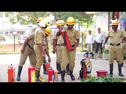 karnataka state fire and emergency services,fire station udupi.