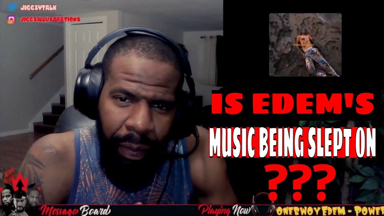 Edem Power Ft Stonebwoy Jiggzy Entmt Reaction Youtube