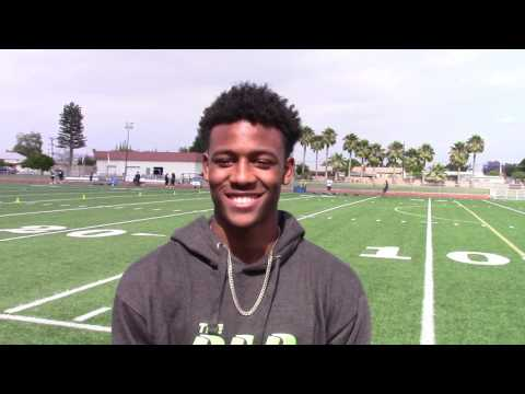 Interview with Class of 2019 California CB Paul Edwards