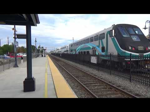 Metrolink - Orange Station - Wed. January 3, 2018 at 1:12 PM