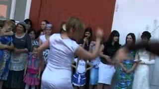 лезгинка dancing чечня все в шоке от русской