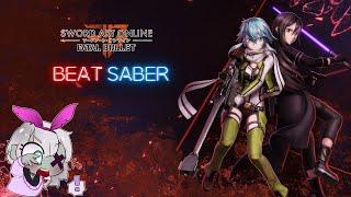 『Beat Saber Anime』Thrill Risk Heartless - Sword Art Online Game OP (EXPERT)