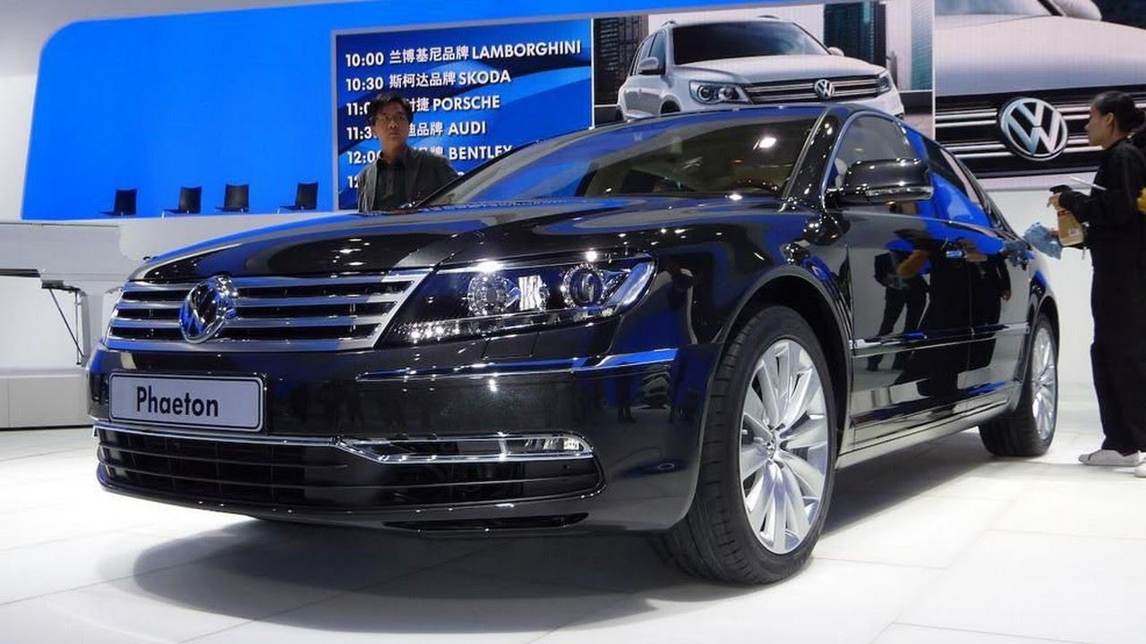the review the volkswagen phaeton w12 was a 120 000 vw. Black Bedroom Furniture Sets. Home Design Ideas