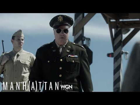 Manhattan Season Two First Look