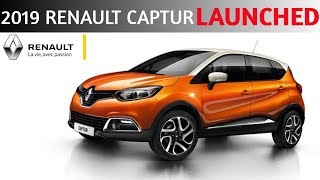2019 Renault Captur Launched in India | Mileage? | Features & Details | Review