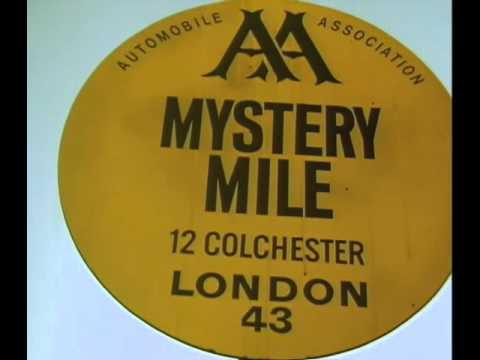 Campion.  Mystery Mile pt1.