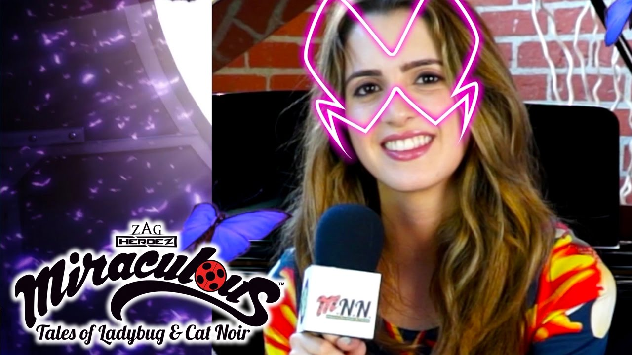 Download The Miraculous News Network - Laura Marano & Lindalee  | Tales of Ladybug & Cat Noir
