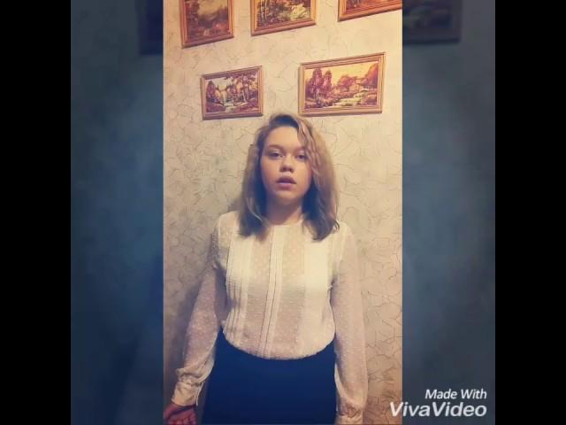 Изображение предпросмотра прочтения – СветланаАгафонова читает произведение «Давно— отвергнутый тобою…» Н.А.Некрасова