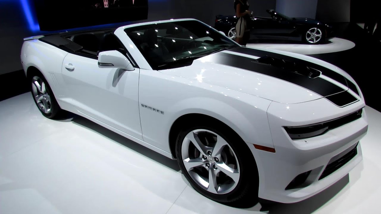 Exceptional 2014 Chevrolet Camaro Convertible   Exterior And Interior Walkaround   2013  Frankfurt Motor Show   YouTube