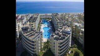 Отель MAY GARDEN CLUB HOTEL 4 Аланья самый честный обзор от ht kz