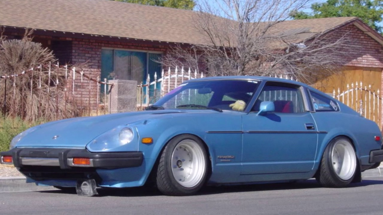 Nissan 240Z For Sale >> Nissan Fairlady Z Datsun 280ZX Turbo S130 Pictures ...