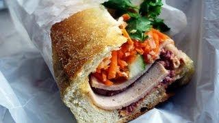 Разновидности бутербродов, бутерброды разных стран мира, часть 2