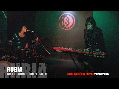 Rubia city of angels complicated sala super 8 ferrol 20 for Sala super 8 ferrol