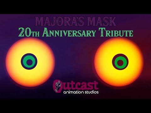The Legend of Zelda: Majora's Mask Anime Opening [Majoras Mask 20th Anniversary Tribute]