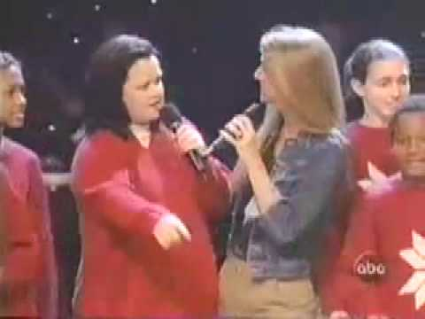 The Magic of Christmas Day by Rosie O'onnell and Celine Dion - YouTube