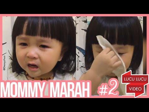 Bebel Sedih Sampe Nangis Karena Dimarahi Mommy 😭