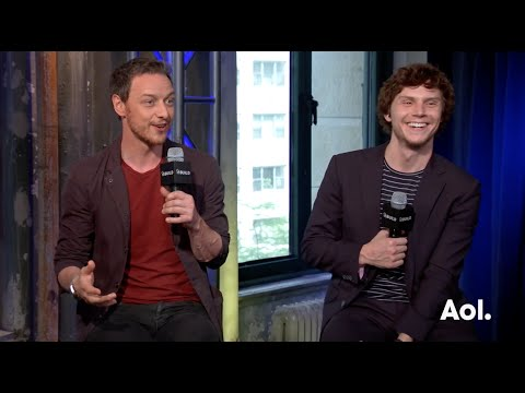 "Cast of ""X-Men: Apocalypse"" 