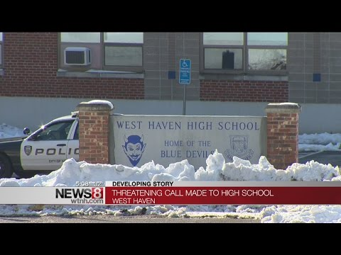 Extra police at West Haven High School due to threat