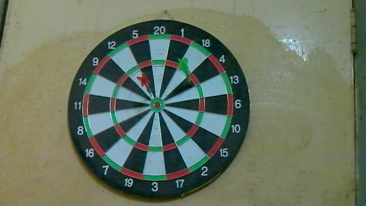 Darts Training
