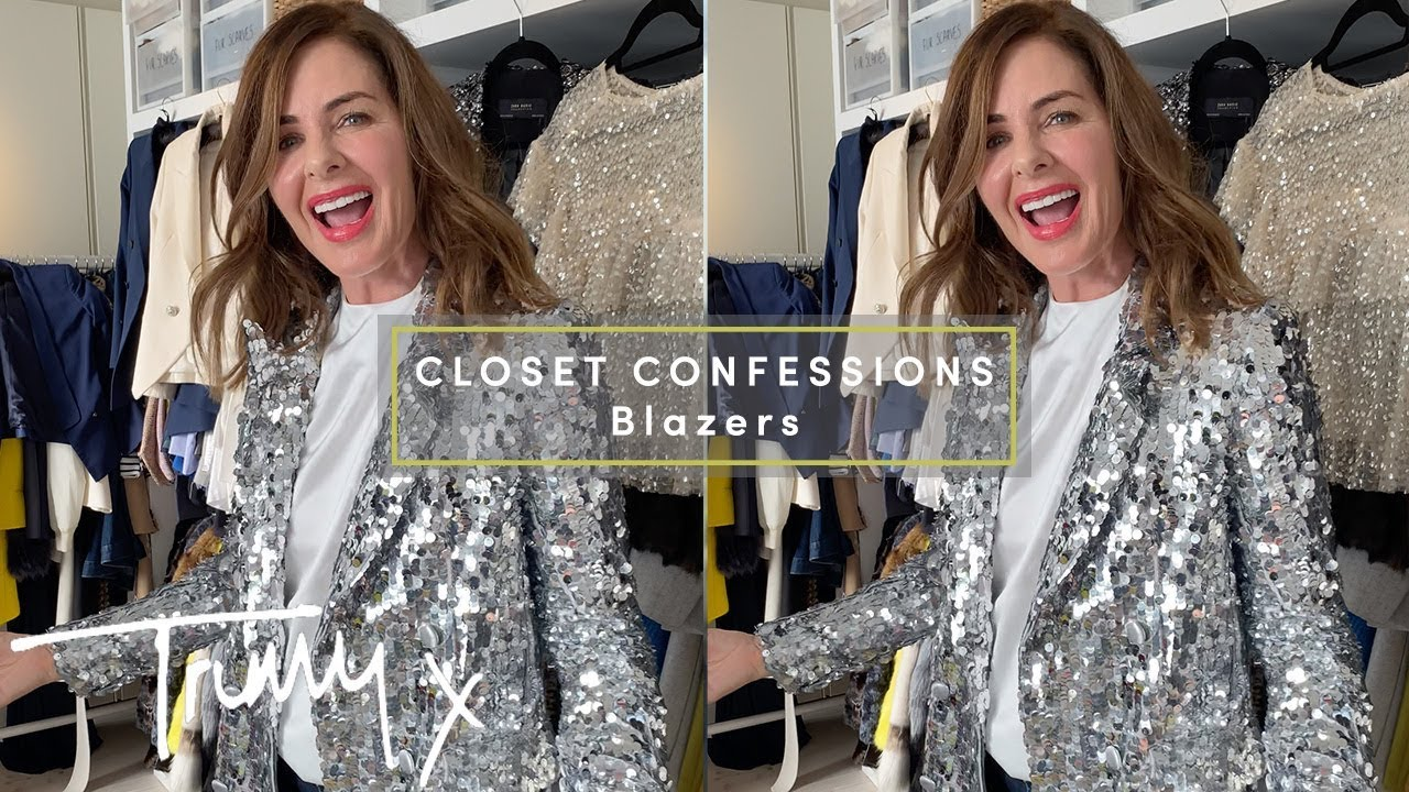 Closet Confessions: How To Style Blazers | Fashion Haul | Trinny