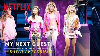 Creating Mean Girls the Musical | My Next Guest Needs No Introduction with David Letterman | Netflix