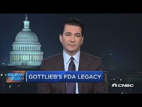 FDA commissioner Scott Gottlieb on what's next for e-cigarette companies once he resigns