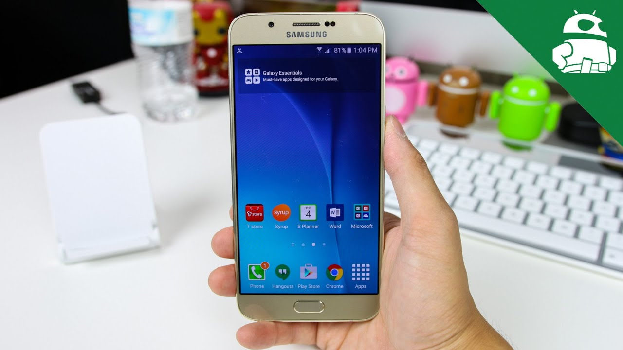 Samsung Galaxy A8 2016 Full Specification Update NP