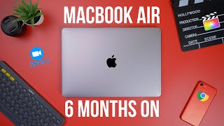 Macbook Air 2020 Review | 6 Months Later