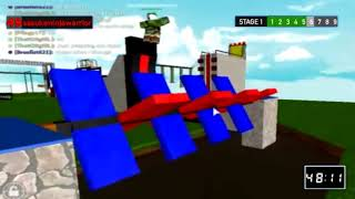 Ninja Warrior of Roblox: The Course Strikes Back (Tournament 12), Episode 3 [RE-UPLOAD]