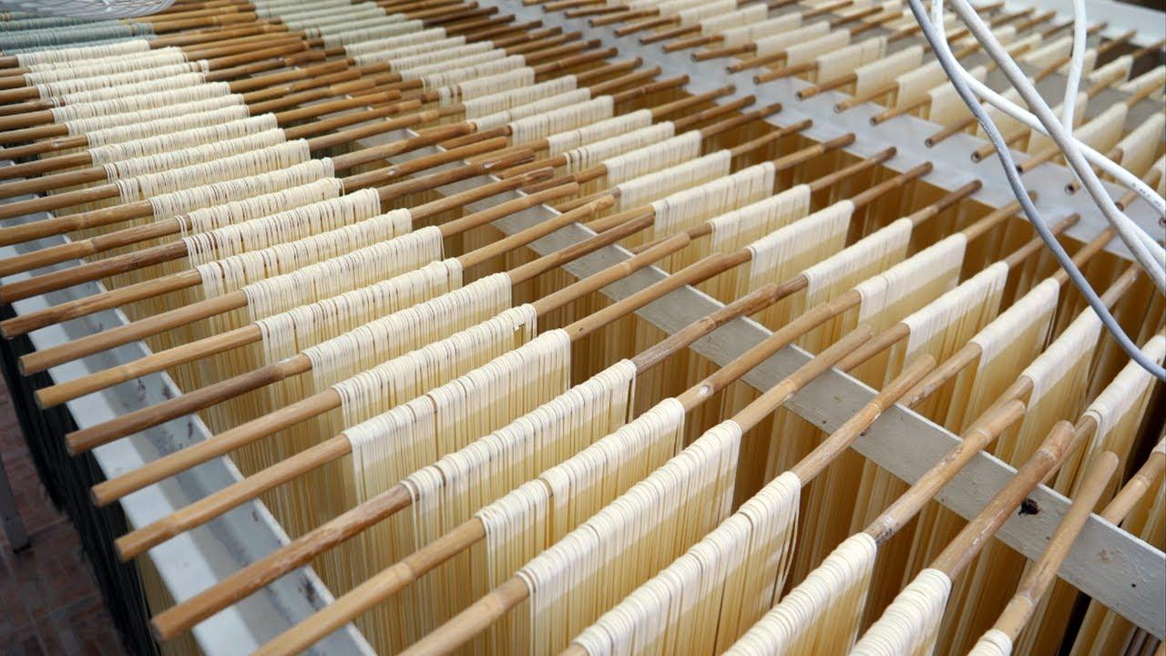 국수에 진심을 담아내다! 60년전통의 국수 장인 / 60 Years Traditional Noodle Master / korean street food
