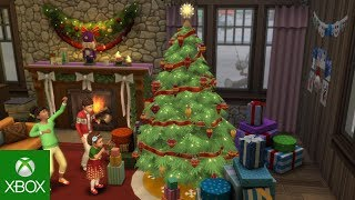 The Sims 4: Seasons Xbox One Official Reveal Trailer