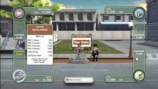 CGR Undertow - MONOPOLY STREETS for Xbox 360 Video Game Review