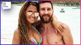 What does Leo Messi do during his holidays? | Oh My Goal