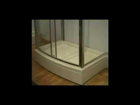 Manhattan Duralite Shower Tray