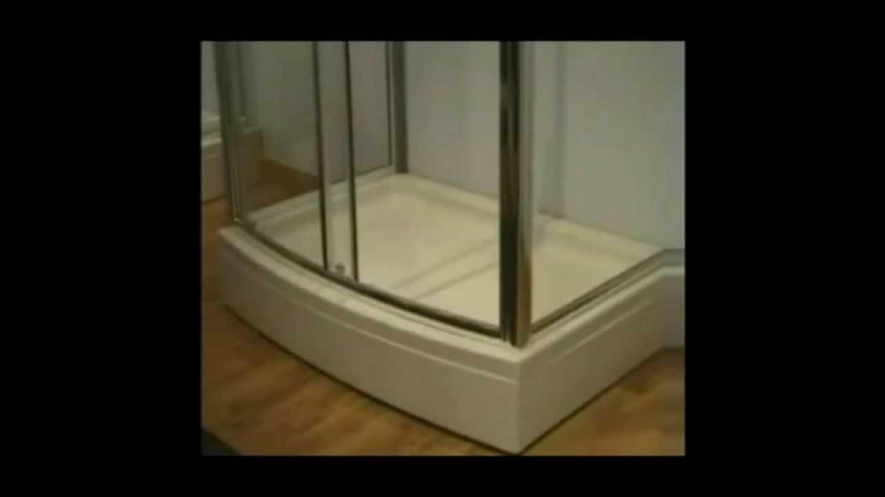 Manhattan Duralite Shower Tray - YouTube