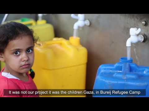 Mai Project: Bringing Clean Water to the Children of Palestine  l  MECA
