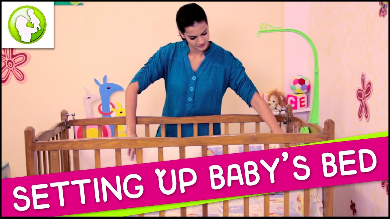 Baby bed youtube - How To Make A Baby S Bed