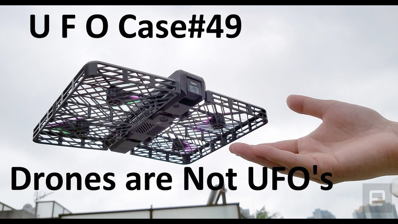 Drones Are Not UFOs/UAPs - The Out There Channel UFO Case#49 (11Apr2018)