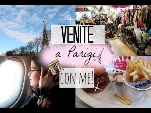 Venite Con Me A Parigi #Vlog | AliLuvi