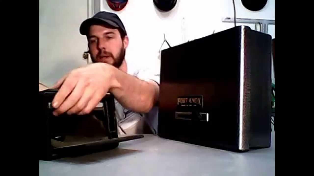 Fort Knox Pistol Box VS Gun Vault Gun Safe