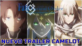 Fate/Grand Order Divine Realm of the Round Table Camelot-Nuevo trailer con Artoria Lancer