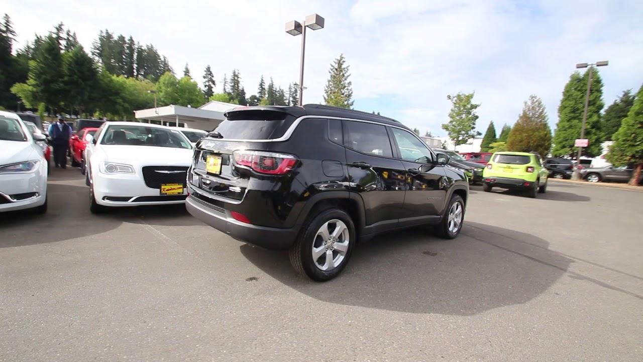 2018 jeep compass latitude black rims