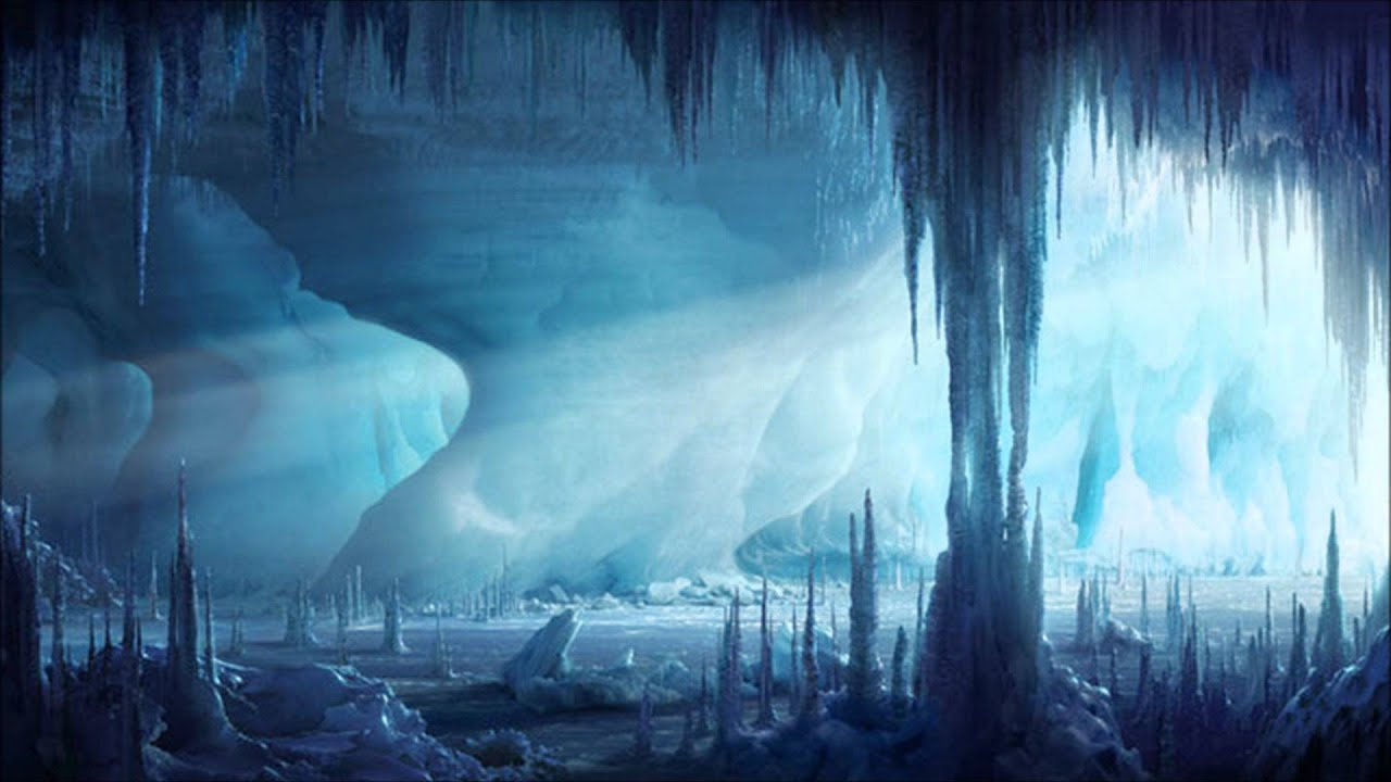 Hd Snowy Mountain Wallpaper Zelda Ocarina Of Time Ice Cavern Remix By Iceferno