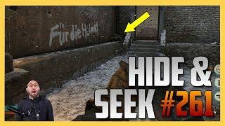 Hide and Seek #261 on Winter Carentan!