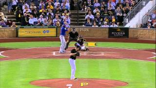Pittsburgh Pirates vs Chicago Cubs 08 04 2015