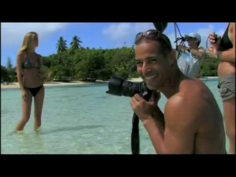 Sports Illustrated Bar Refaeli, Kim Smith, Candice Boucher, Seychelles by Wahb video